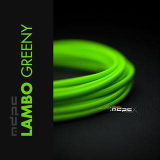 MDPC-X Sleeve Small Lambo-Greeny 1.00m