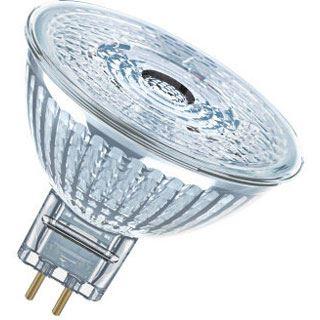 Osram LED-Reflektorlampe 4,6W PARATHOM MR16 A+ 2700K EEK:A+ GU5,3 wws 350lm 36° DC