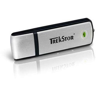 64GB TrekStor USB-Stick CS write protection silber