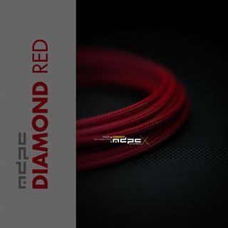 MDPC-X Sleeve Small - Diamond-Red, 1m