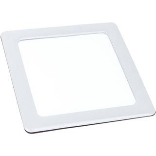 DEMCiflex Staubfilter 80mm, quadratisch - weiß/weiß