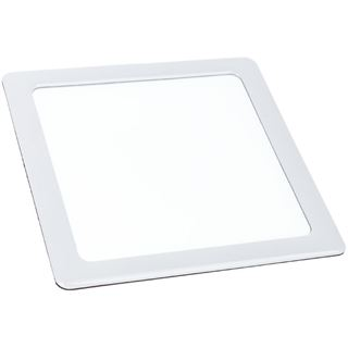 DEMCiflex Staubfilter 120mm, quadratisch - weiß/weiß