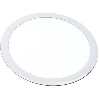 DEMCiflex Staubfilter 140mm, rund - weiß/weiß