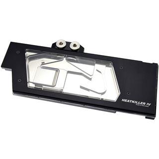 Watercool Heatkiller IV für GTX 1080 und 1070 - schwarz,