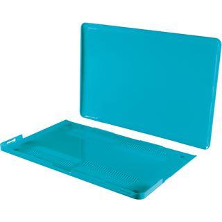"""LogiLink Schutzhülle für 15"""" MacBook Pro Retina, himmelblau"""