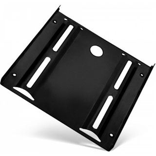 """InLine HDD-/SSD-Einbaurahmen SET, 2,5"""" auf 3,5"""" Rahmen, SATA Kabel, Stromkabel, Einbauschrauben"""