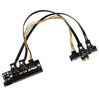ASRock BTC PRO Kit PCI-Ex1 t0 x16 Riser Card