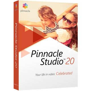 Corel Pinnacle Studio 20 Standart