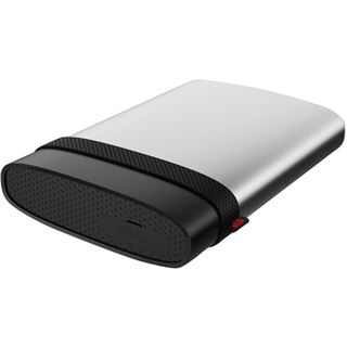 "1000GB Silicon Power Armor A85 SP010TBPHDA85S3S 2.5"" (6.4cm) USB 2.0 / USB 3.0 / USB 3.1 silber/schwarz"