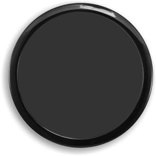 DEMCiflex Staubfilter 210mm, rund - schwarz/schwarz