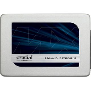 "2000GB Crucial MX300 2.5"" (6.4cm) SATA 6Gb/s 3D-NAND TLC Toggle"