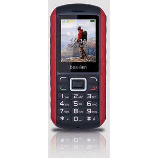 Bea-fon Active Line AL550 Dual-SIM schwarz-rot