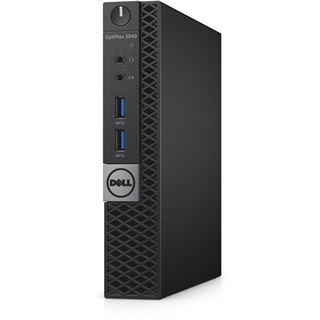 Dell OPTIPLEX 3040 MFF I5-6500T 8GB DDR3