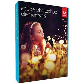 Adobe: Photoshop Elements 15.0 (deutsch) (PC/MAC)