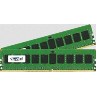 16GB Crucial CT2K8G4RFS4213 DDR4-2133 regECC DIMM CL15 Dual Kit