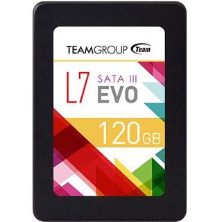 """120GB TeamGroup L7 EVO 2.5"""" (6.4cm) SATA 6Gb/s TLC Toggle (T253L7120GTC101)"""