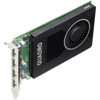 4GB Dell Quadro M2000 Aktiv PCIe 3.0 x16 (Retail)
