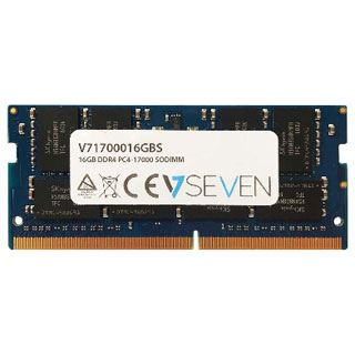 16GB V7 V71700016GBS DDR4-2133 SO-DIMM CL15 Single