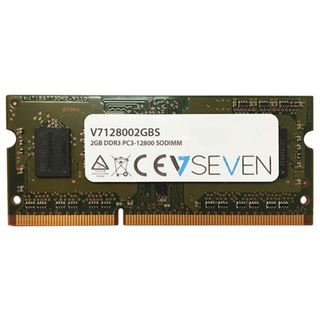 2GB V7 V7128002GBS DDR3-1600 SO-DIMM CL11 Single