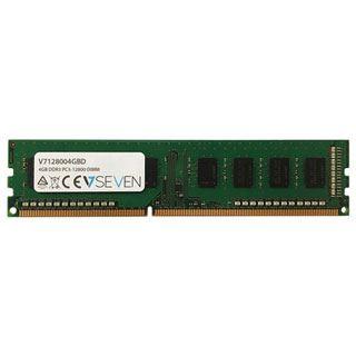 4GB V7 V7128004GBD DDR3-1600 DIMM CL11 Single