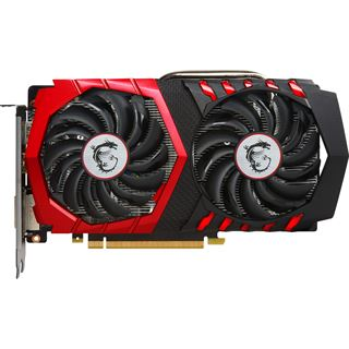 4GB MSI GeForce GTX 1050 Ti GAMING X 4G Aktiv PCIe 3.0 x16
