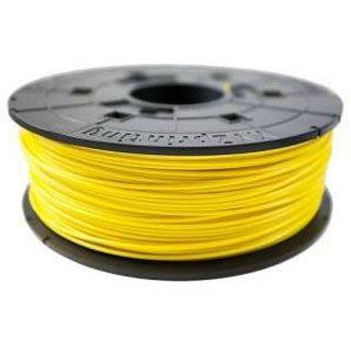 XYZPrinting Filamentcassette claer Yellow PLA für 3D Drucker NFC