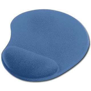 Digitus Mauspad 225 mm x 180 mm blau