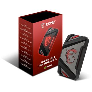 MSI 2Way SLI HB Bridge L 4K Retail