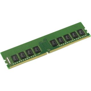 4GB Kingston ValueRAM KVR24E17S8/4 DDR4-2400 DIMM CL17 Single