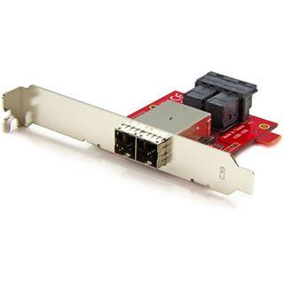 Startech 2X SFF-8643 auf 8644 Adapter
