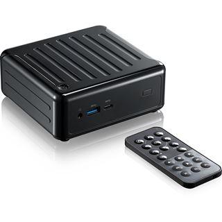 ASRock BEEBOX-S 7100U/B/BB(KBL-U) Barebone Intel i3 schwarz