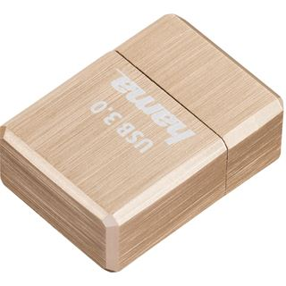 64 GB Hama FlashPen Micro Cube gold USB 3.0