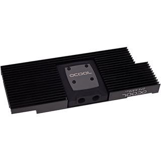 Alphacool NexXxoS GPX - Nvidia Geforce GTX 970 M17 - mit Backplate - Schwarz