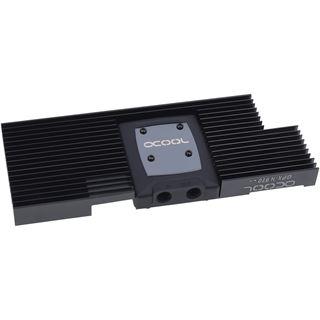 Alphacool NexXxoS GPX - Nvidia Geforce GTX 970 M10 - mit Backplate - Schwarz