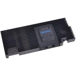 Alphacool NexXxoS GPX - ATI R9 280X M01 - mit Backplate - Schwarz