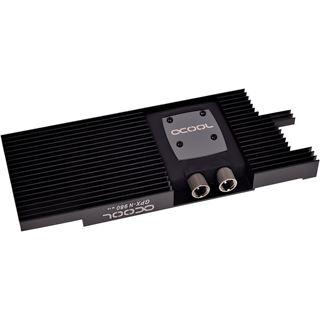 Alphacool NexXxoS GPX - Nvidia Geforce GTX 980 M10 - mit Backplate - Schwarz