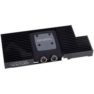 Alphacool NexXxoS GPX - Nvidia Quadro M04 - mit Backplate - Schwarz