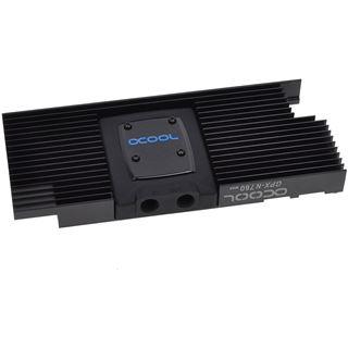 Alphacool NexXxoS GPX - Nvidia Geforce GTX 760 M04 - mit Backplate - Schwarz