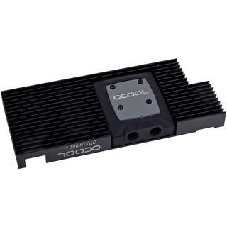 Alphacool NexXxoS GPX - Nvidia Geforce GTX 960 M11 - mit Backplate - Schwarz