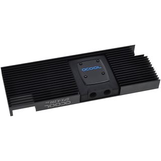 Alphacool NexXxoS GPX - ATI R9 290X und 290 M06 - mit Backplate - Schwarz