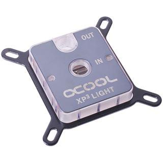 AlphaCool NexXxoS XP³ Light Acryl / Kupfer CPU Kühler