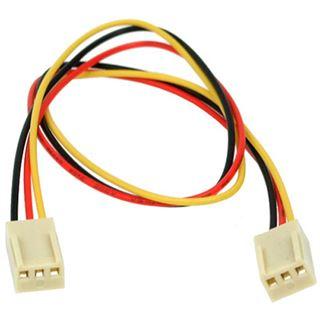 Anschlusskabel Aquatuning 3Pin Stecker auf 3Pin Stecker mit Tachosignal