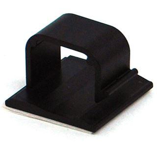 Phobya Kabelhalter schwarz bis 16mm
