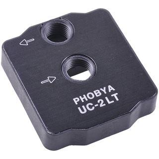 Phobya UC-2 LT Deckel - Nylon