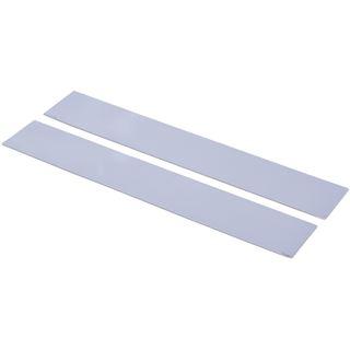 Alphacool Eisschicht Wärmeleitpad - 17W/mK 120x20x0,5mm - 2 Stück (Sarcon XR-m)
