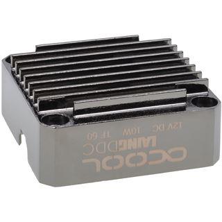 Alphacool Laing DDC metal bottom - black nickel