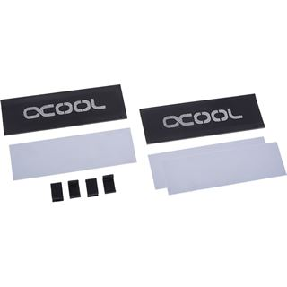 Alphacool HDX - M.2 SSD M01 - 80mm - Schwarz