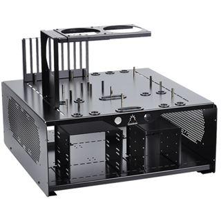 Phobya WaCoolT Benchtable Black - Aluminium Edition