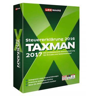 Lexware Taxman 2017 Minibox