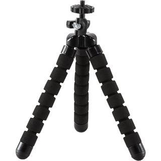 "LogiLink Kamera-Stativ ""Tripod"", Mini-Stativ, flexibel"